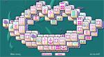 kiss me mahjong solitaire